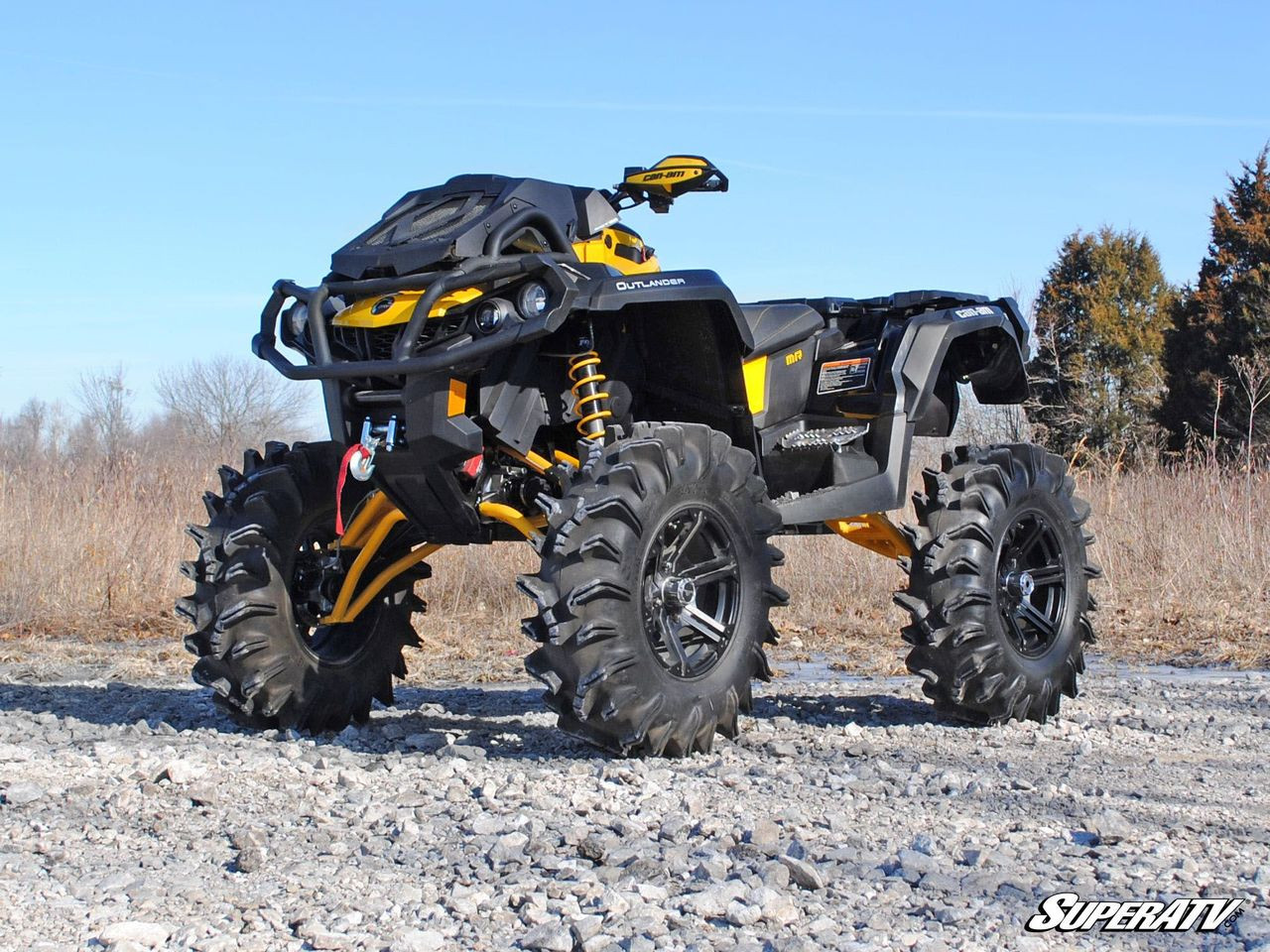 Can Am Outlander 1000 Xmr >> Can Am Outlander Renegade Gen 2 Models 12 18 Superatv 6 Lift Kit