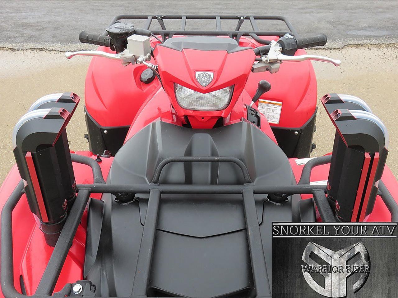 Yamaha Grizzly 700 (16-19) SYA Warrior Snorkel Kit