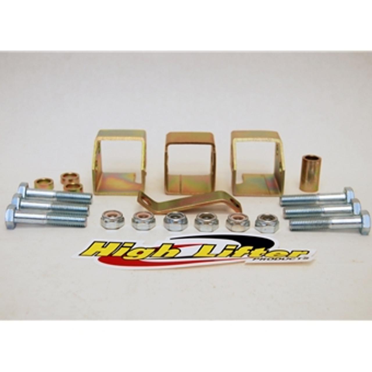Honda Fourtrax 300 4x4 (92-97) High Lifter 2