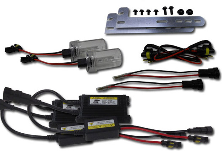 Can-Am Outlander (12-13) 50W HID Conversion Kit (Low Beam)
