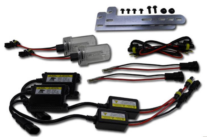 Can-Am Outlander (12-13) 35W HID Conversion Kit (Low Beam)