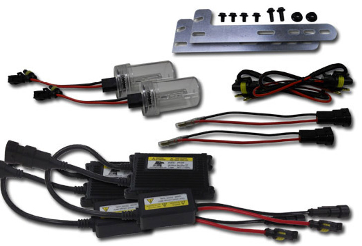 Can-Am Commander 50W HID Conversion Kit