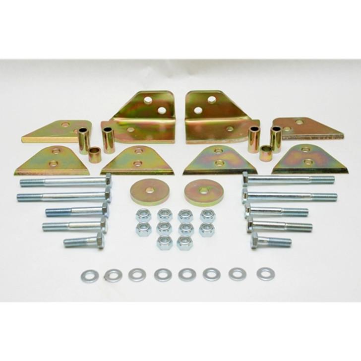 "Polaris RZR 570 (12-17) High Lifter 2"" Lift Kit"