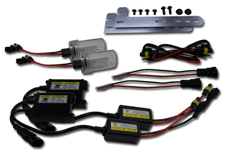 Polaris Ranger & RZR 35W HID Conversion Kit