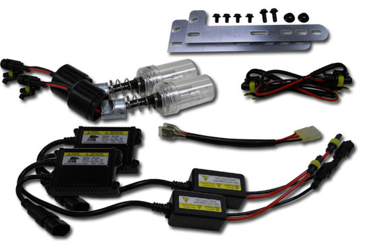 Honda Rancher 350 2x4 (00-03) 35W HID Conversion Kit