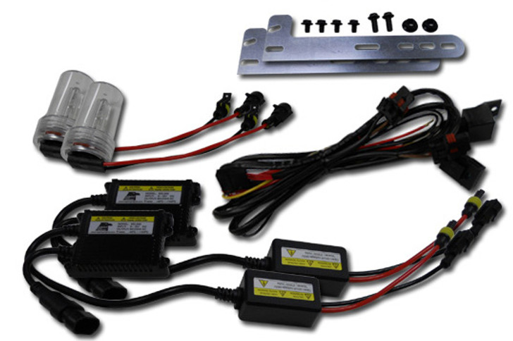 Polaris Ranger (04-07) 35W HID Conversion Kit