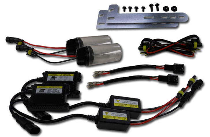Honda Rancher 350 4x4 (00-03) 35W HID Conversion Kit