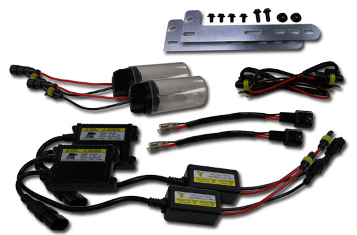 Kawasaki Prairie 360 (03-13) 35W HID Conversion Kit