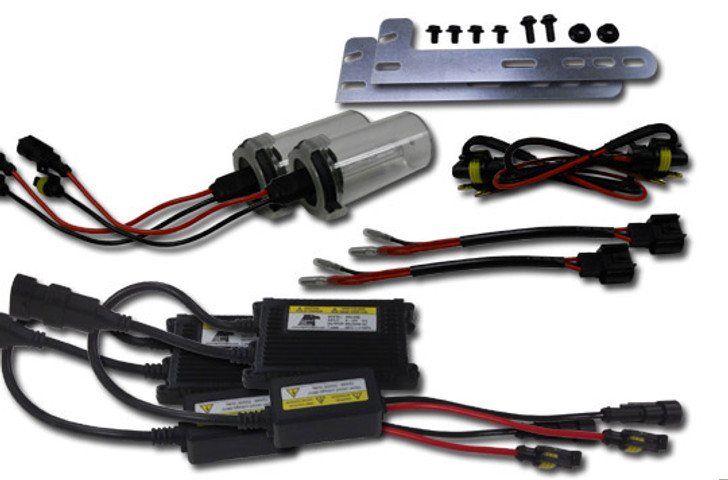 Polaris Scrambler 850 (13-19) 50W HID Conversion Kit