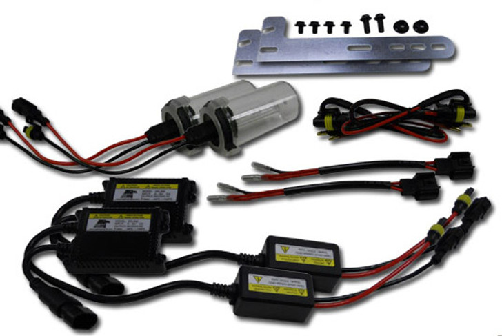 Polaris Scrambler 850 (13-19) 35W HID Conversion Kit