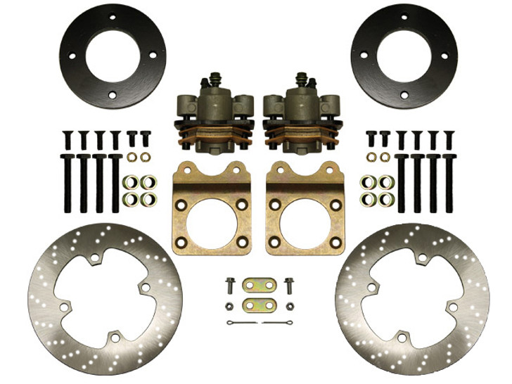 Honda Foreman 400 (95-03) Front Disc Brake Kit