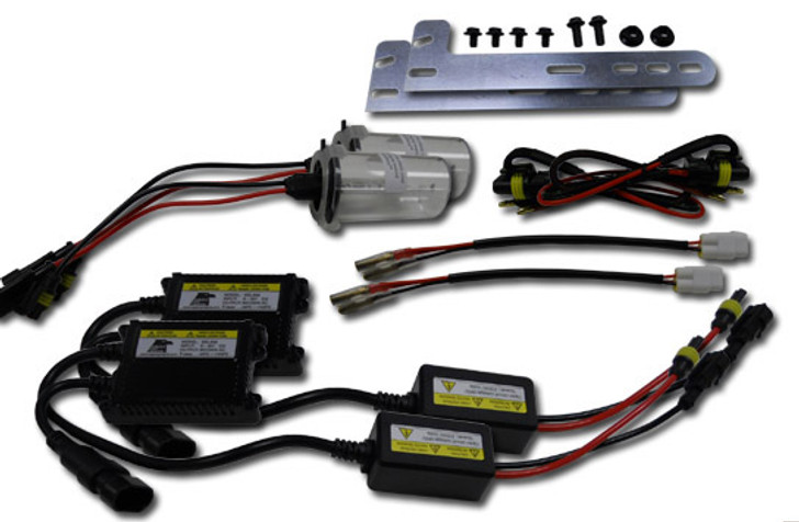 Suzuki King Quad 500/750 (08-17) 35W HID Conversion Kit