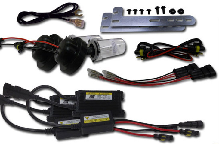 Can-Am Outlander 50W HID Conversion Kit