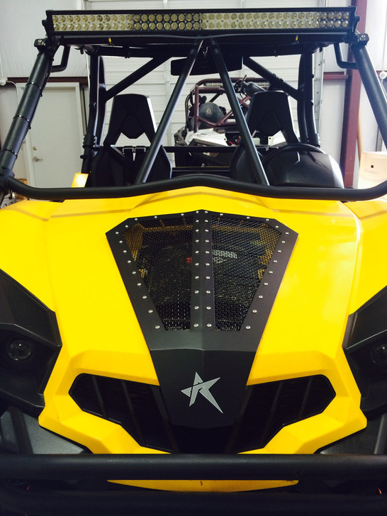 Can-Am Commander 800/1000 Rogue Offroad Mesh Hood