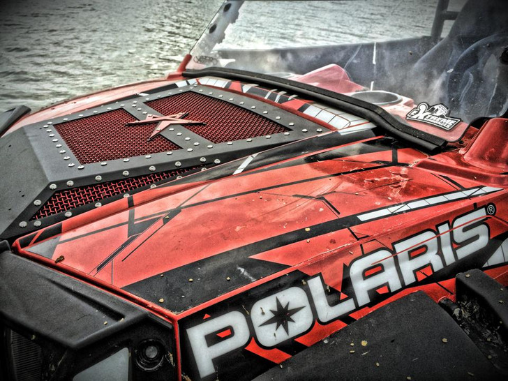 Polaris RZR 570/800/900 (11-17) Rogue Offroad Mesh Hood