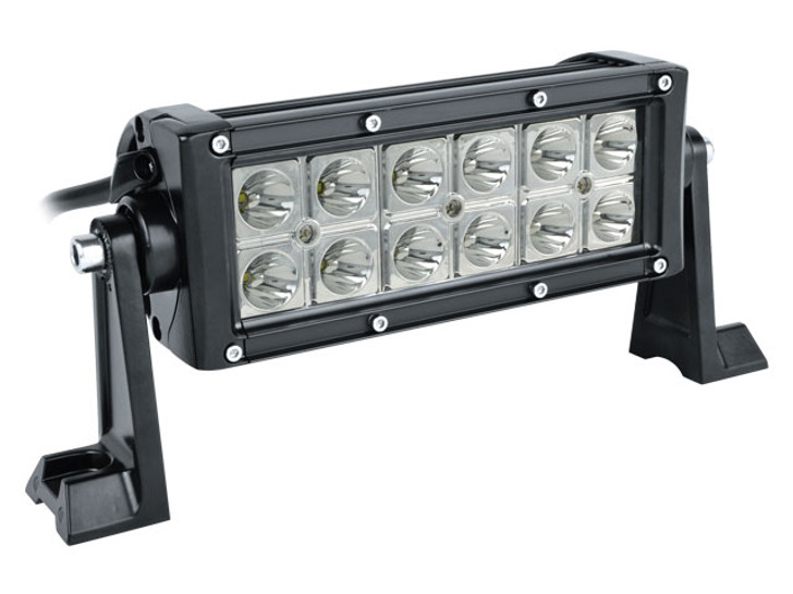 "6"" CREE LED Light Bar with Harness (Spot/Flood Combo)"