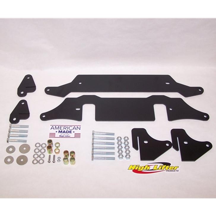 "Polaris RZR 900 50"" (15-16) High Lifter 1"" Lift Kit"