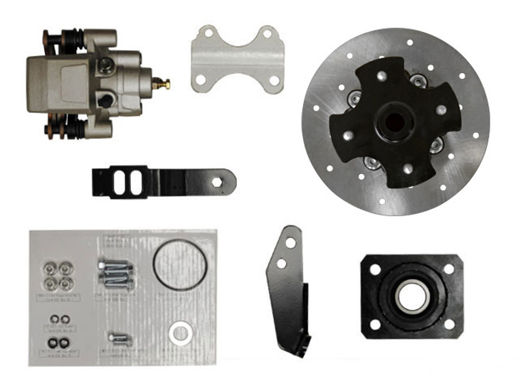 Honda Foreman 400 (95-03) Rear Disc Brake Conversion Kit