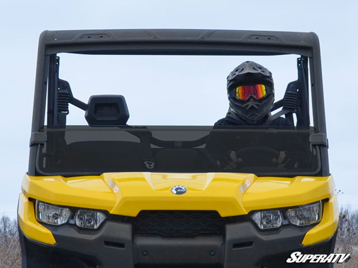 Can-Am Defender 800/1000 (2016) SATV Tinted Half Windshield