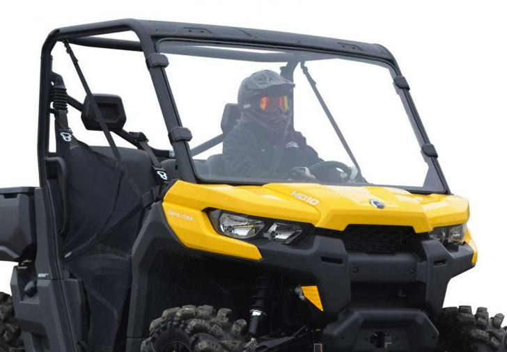 Can-Am Defender Full Windshield