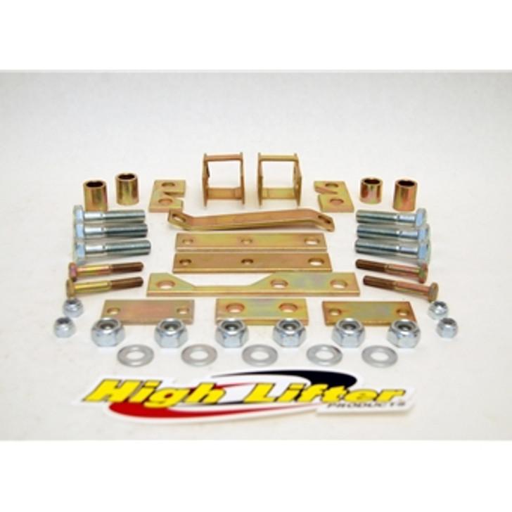"Honda Foreman 450 (98-01) High Lifter 2"" Lift Kit"
