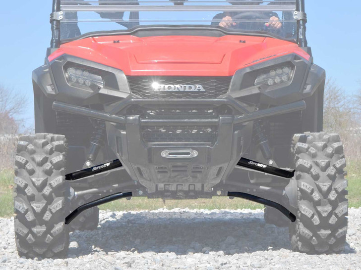 Honda Pioneer 1000 SuperATV Front Forward Arched A-Arms