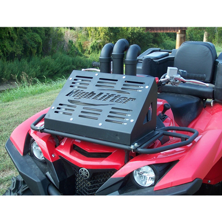 Yamaha Grizzly 700 (16-18) Radiator Relocation Kit (High Lifter)