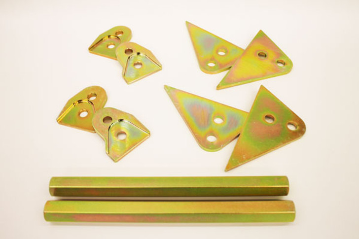 "Polaris Scrambler 850/1000 (13-18) High Lifter 2"" Lift Kit"