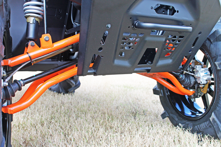 Polaris Ranger XP 1000 (2018) Front Upper & Lower Arched A-Arms