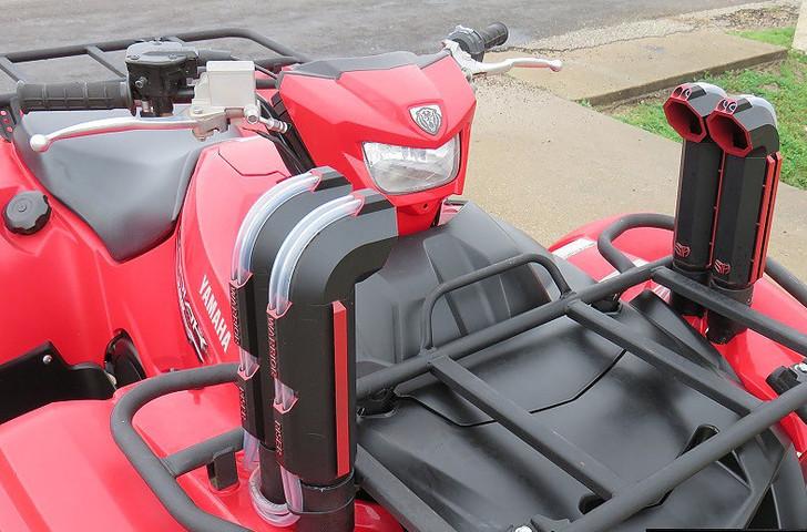 Yamaha Grizzly 700 Snorkel Kit