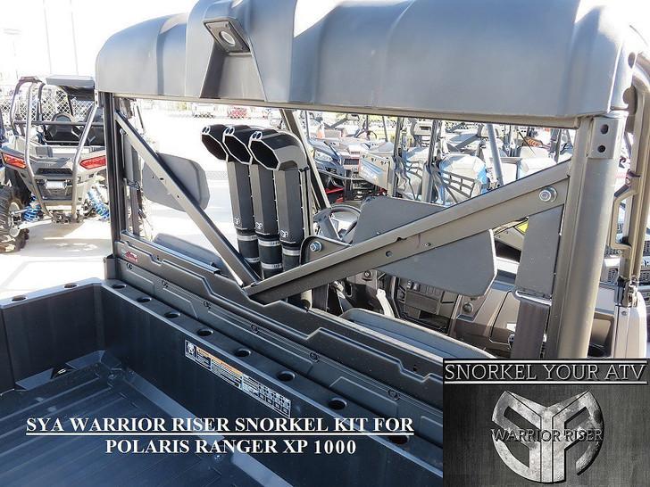 Polaris Ranger XP 1000 SYA Warrior Snorkel Kit
