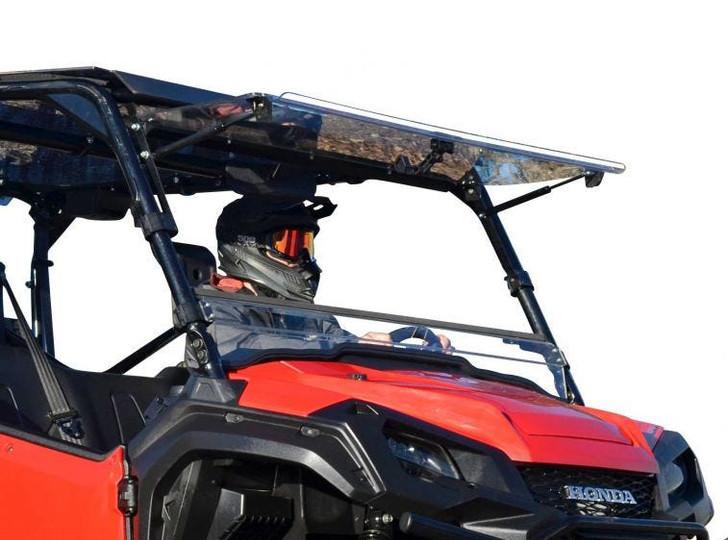 Honda Pioneer 1000 Flip Up Windshield