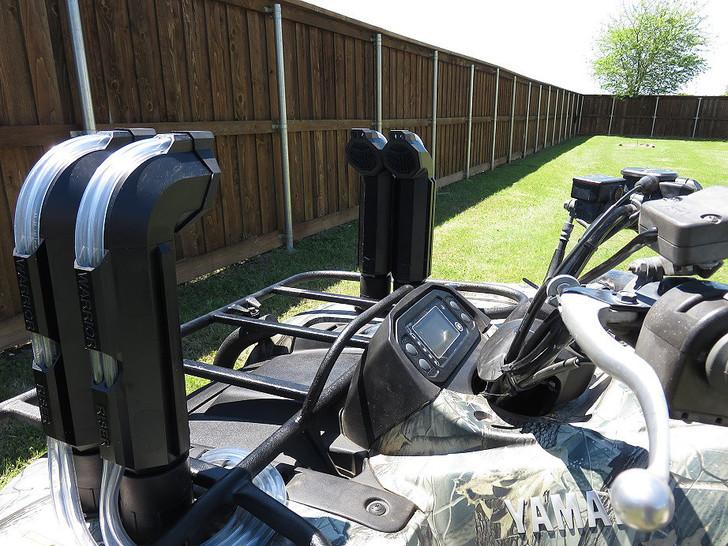 Yamaha Grizzly 350 400 450 Snorkel Kit - SYA Warrior