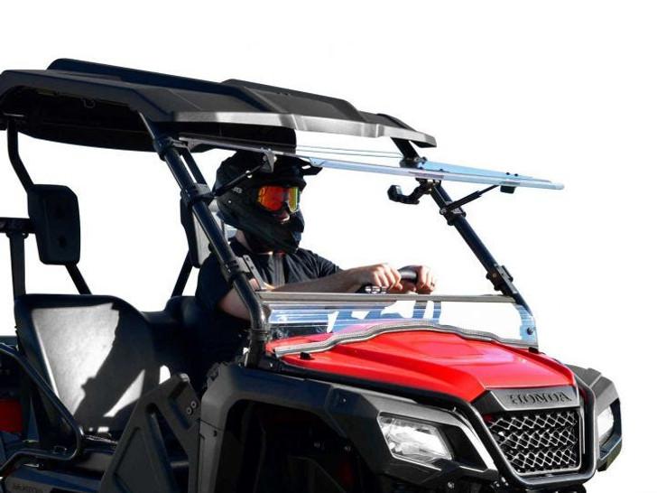 Honda Pioneer 500 Flip Up Windshield