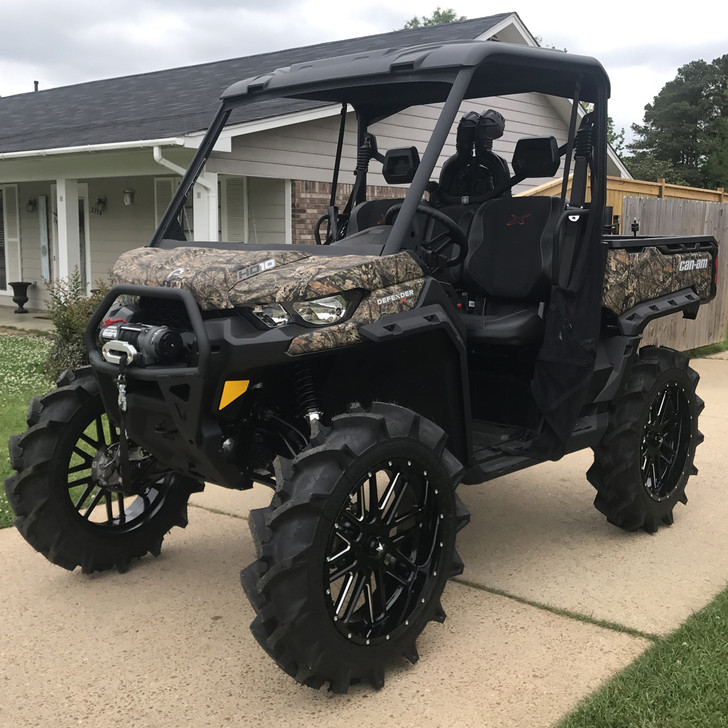 Can-Am Defender XMR Forward Arched A-Arms