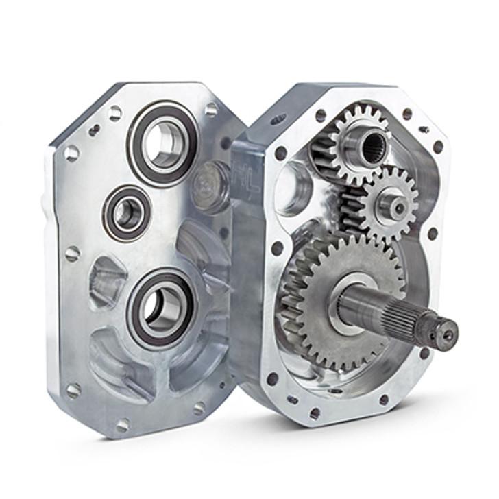 "Polaris RZR XP Turbo High Lifter 6"" Portal Gear Lift - 45% Single Idler"