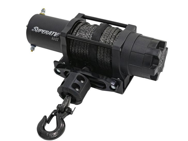 SuperATV 6000 lbs Black Ops Winch