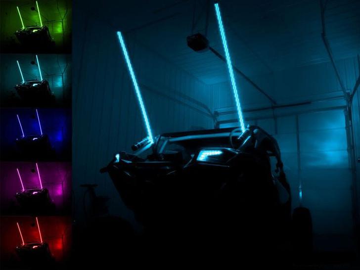 UTV LED Lighted Whips