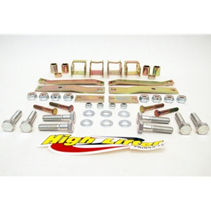 "Arctic Cat 400i/500i/650i/700i (04-07) High Lifter 2"" Lift Kit"