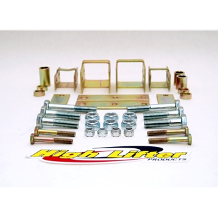 "Bombardier Traxter 500/650 (02-05) High Lifter 2"" Lift Kit"