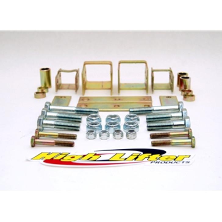 "Bombardier Traxter 500/650 2"" Lift Kit"