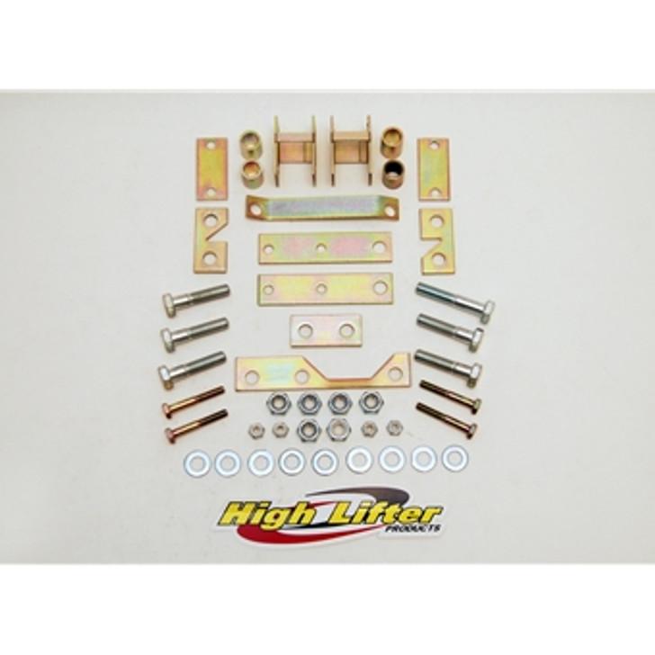 "Honda Foreman 450 (02-04) High Lifter 2"" Lift Kit"