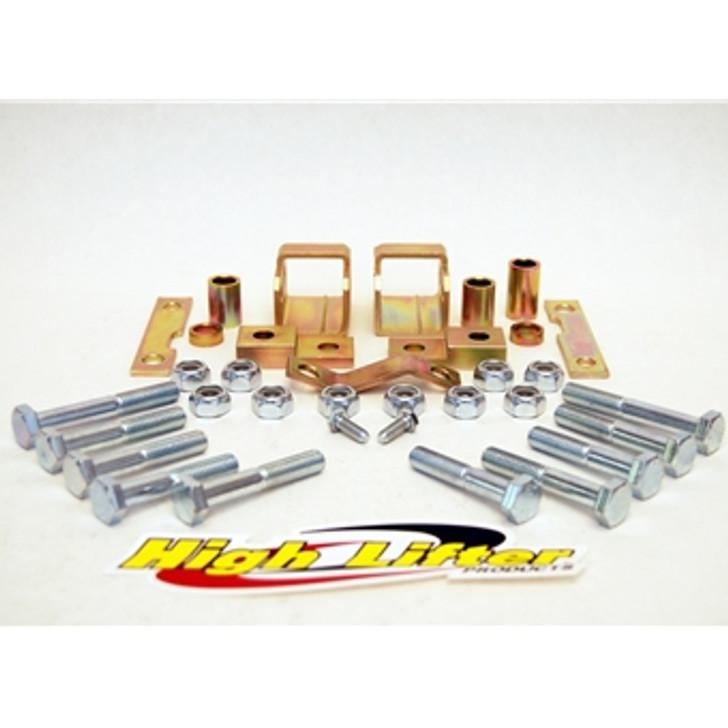 """Honda Rancher 420 SRA (07-13) High Lifter 2"""" Lift Kit"""