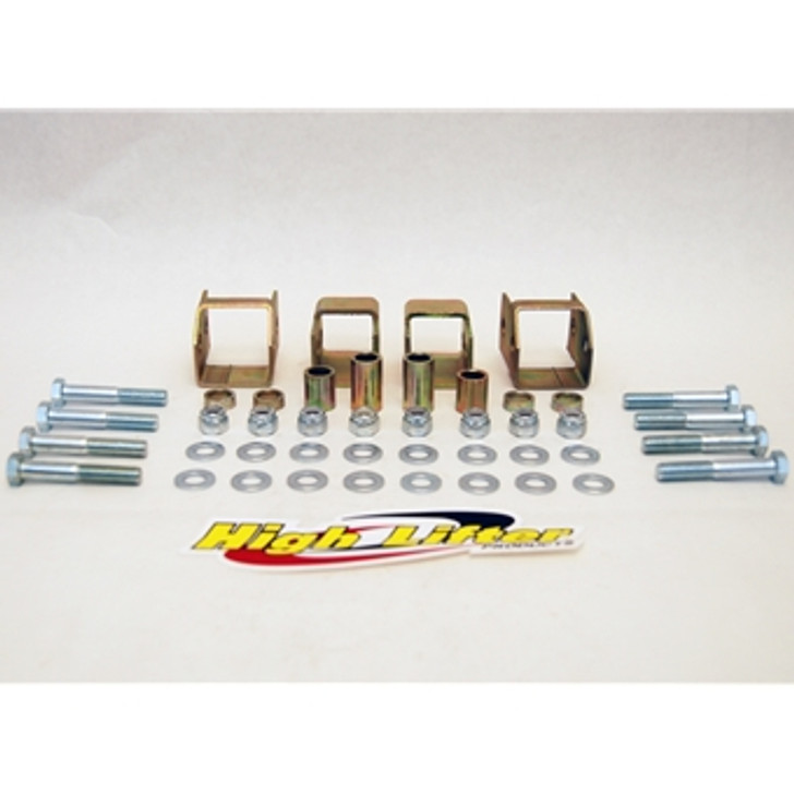 "Kawasaki Bayou 400 (98-99) High Lifter 2"" Lift Kit"