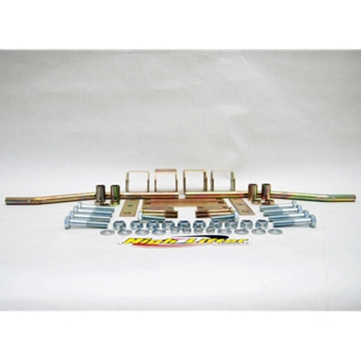 """Suzuki Vinson 500 (02-07) High Lifter 2"""" Lift Kit"""
