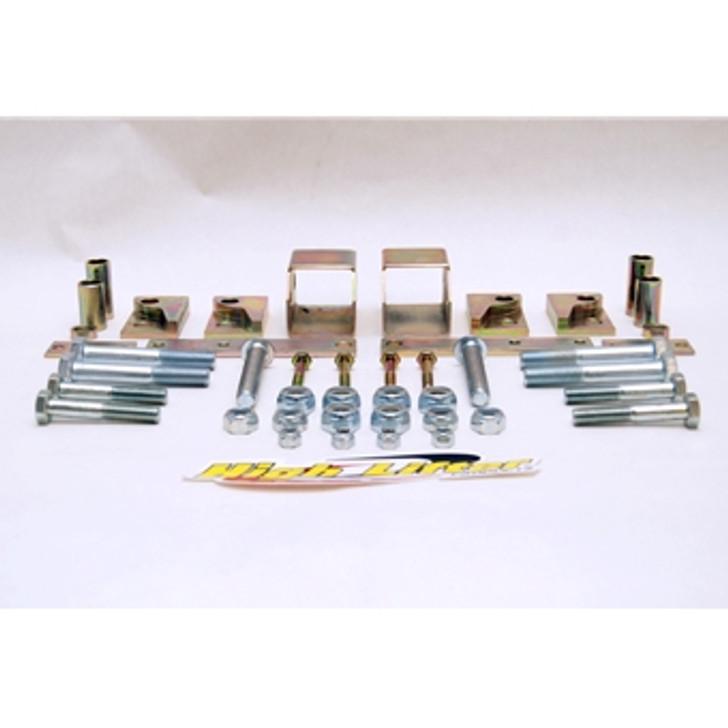 """Yamaha Rhino 700 (08-13) High Lifter 3"""" Lift Kit"""