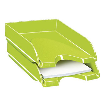 CEP Pro Gloss Green Letter Tray 200GGREEN