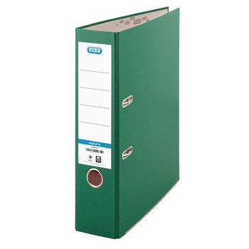 Elba A4 Green Board Lever Arch File (Pack of 10) B1045714