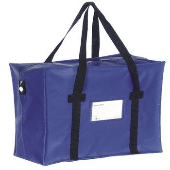 GoSecure Courier Holdall Bleu H2B