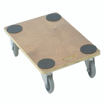 Brown Plywood Dolly 760X460X135mm 329333